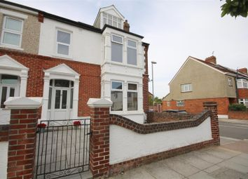 Thumbnail 5 bedroom end terrace house for sale in Kirby Road, Portsmouth