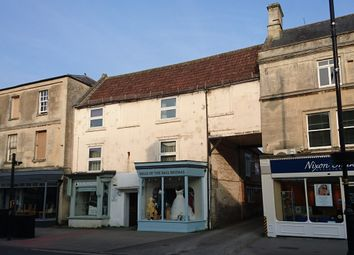 Thumbnail Commercial property for sale in High Street, Melksham
