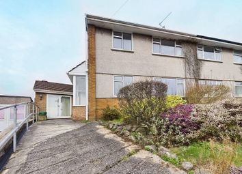 Thumbnail 3 bed semi-detached house for sale in Bryn Adar, Rhiwbina, Cardiff.
