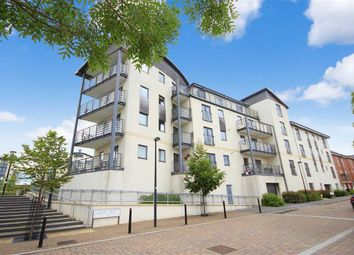 Thumbnail 2 bed flat for sale in Rowan Court, 17 Seacole Crescent, Swindon, Wiltshire