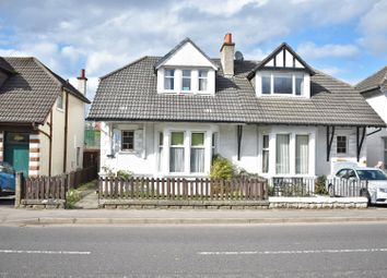 Thumbnail 2 bed semi-detached house for sale in 15 Cardross Road, Dumbarton