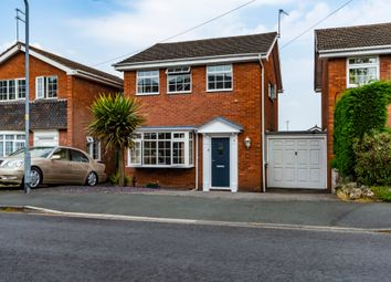 Thumbnail 3 bed link-detached house for sale in Gainsborough Mews, Kidderminster