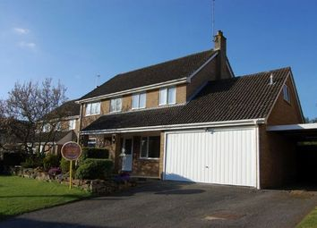 Thumbnail 4 bed detached house for sale in Tilbury Road, East Haddon, Northampton