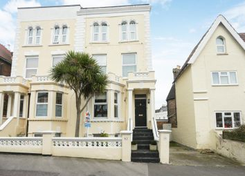 Thumbnail 4 bed semi-detached house for sale in Crescent Road, Ramsgate