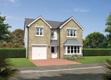 "Thumbnail 4 bed detached house for sale in ""Hampsfield"" at Troon"