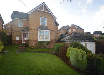 Thumbnail 4 bed detached house to rent in Rush Croft, Cote Farm, Thackley, Bradford