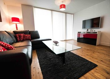 Thumbnail 1 bed flat to rent in 315 South Row, Milton Keynes