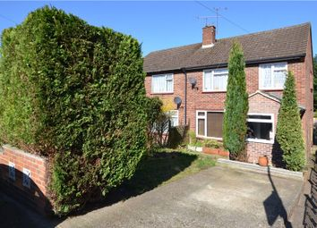 Thumbnail 3 bedroom semi-detached house for sale in Upland Road, Camberley, Surrey