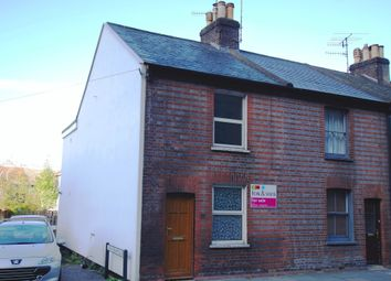 Thumbnail 2 bed end terrace house for sale in Malling Street, Lewes