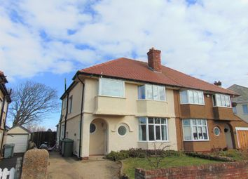 Thumbnail 3 bed semi-detached house to rent in Firshaw Road, Meols, Wirral, Merseyside