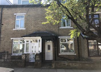 Thumbnail 1 bed terraced house to rent in Folkstone Street, Bradford