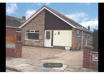 Thumbnail 3 bed bungalow to rent in Berkeley Road, Cleethorpes