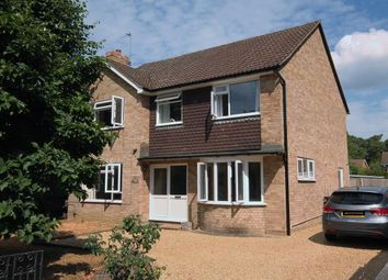 Thumbnail 4 bed detached house for sale in Church Road East, Farnborough