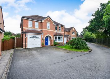 Thumbnail 4 bed detached house for sale in The Steeples, Annesley Woodhouse, Kirkby-In-Ashfield, Nottingham