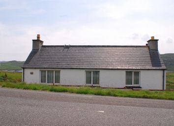 Thumbnail 3 bed detached bungalow for sale in West End Balallan, Isle Of Lewis