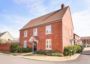 Thumbnail 4 bed detached house for sale in Chilton Field Way, Chilton, Didcot
