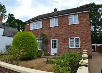 Thumbnail 4 bed detached house for sale in Main Street, Newbold Verdon, Leicester