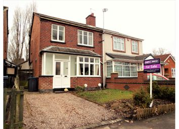 Thumbnail 3 bed semi-detached house for sale in Stoney Lane, Birmingham