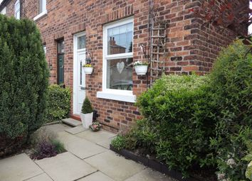 Thumbnail 2 bedroom end terrace house for sale in Napier Street, Hazel Grove, Stockport