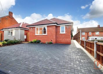 Thumbnail 2 bed detached bungalow for sale in Aldham Road, Hadleigh, Ipswich