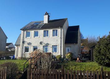Thumbnail 2 bed semi-detached house for sale in Semple Avenue, Lochwinnoch