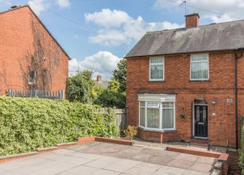 Thumbnail 3 bed end terrace house for sale in Oakfield Road, Stoneygate, Leicester