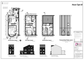 Thumbnail 4 bedroom semi-detached house for sale in Plot 8, 228 Westminster Road, Birmingham