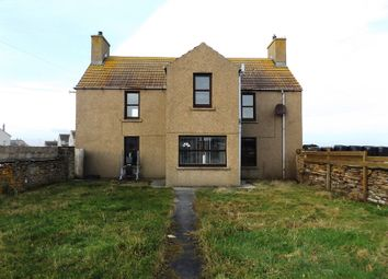 Thumbnail 3 bed detached house for sale in Staxigoe, Wick