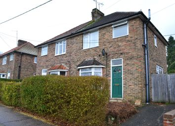 Thumbnail 3 bed semi-detached house for sale in North Road, Haywards Heath, West Sussex