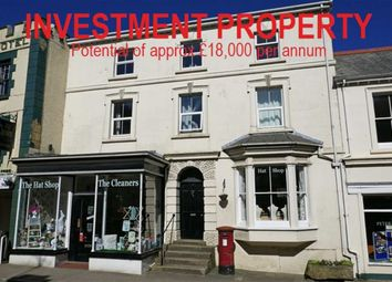 Thumbnail 3 bed property for sale in Fore Street, Holsworthy