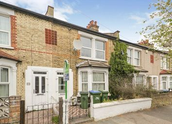 Thumbnail 3 bed terraced house to rent in Federation Road, London