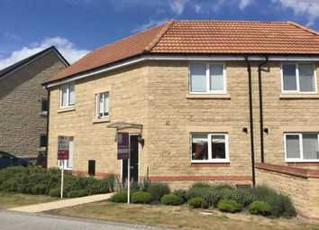 Thumbnail 3 bed semi-detached house to rent in Hazel Gardens Didcot, Harwell