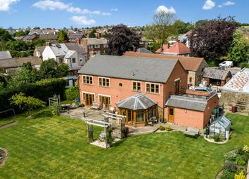 Thumbnail 3 bed detached house for sale in Morton Road, Pilsley, Chesterfield