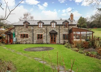 Thumbnail 2 bed cottage for sale in New Radnor, Powys