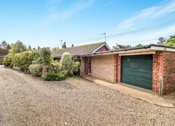 Thumbnail 3 bed detached bungalow for sale in Grove Lane, Holt