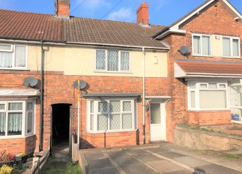 Thumbnail 3 bed terraced house to rent in Downside Road, Birmingham