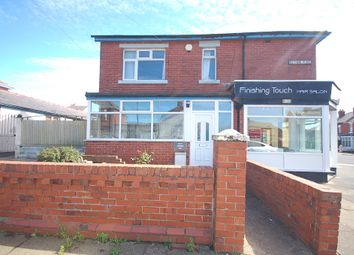 Thumbnail 4 bedroom end terrace house to rent in Layton Road, Blackpool