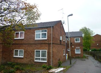 Thumbnail 1 bed flat to rent in Heathcott Road, Leicester