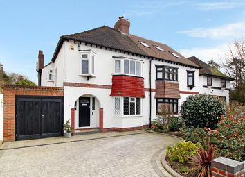 Crossway, Petts Wood, Orpington BR5. 3 bed semi-detached house for sale