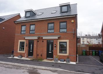 Thumbnail 4 bed semi-detached house for sale in Charlton Street, Castleton