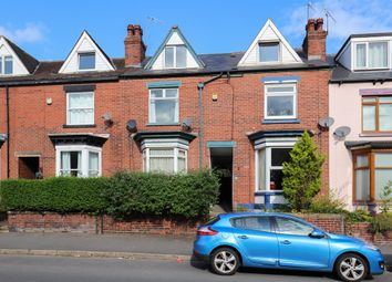 Thumbnail 4 bed terraced house for sale in Archer Road, Sheffield