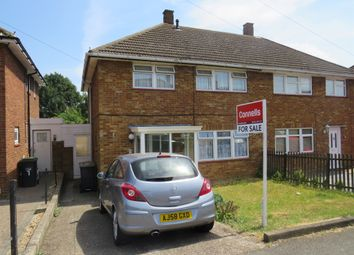 Thumbnail 3 bedroom semi-detached house for sale in Chalton Road, Luton