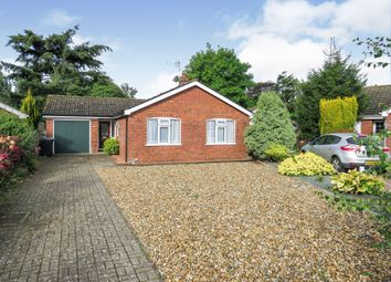 Thumbnail 2 bed detached house for sale in Youngmans Close, North Walsham