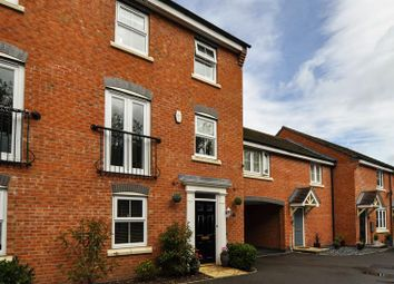 Thumbnail 4 bed terraced house for sale in Pitchcombe Close, Redditch