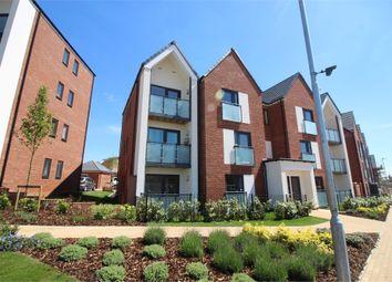Thumbnail 2 bedroom flat to rent in 15 Vespasian Road, Fairfields, Milton Keynes, Buckinghamshire