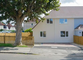 Thumbnail 3 bed end terrace house for sale in Queenshill Road, Knowle Park, Bristol