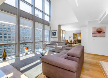 Thumbnail 3 bedroom flat to rent in Wes India Quay, Canary Wharf