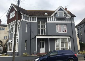 Thumbnail 1 bedroom flat for sale in Eversley Road, Bexhill-On-Sea