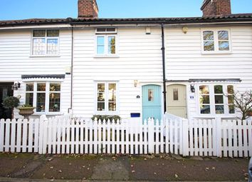 Thumbnail 2 bed terraced house for sale in Grove Cottages, Grove Lane, Chigwell, Essex