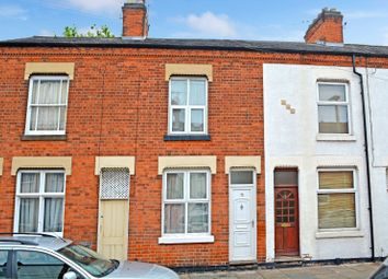 Thumbnail 2 bed terraced house for sale in Vernon Road, Aylestone, Leicester